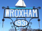 Wroxham Village Sign