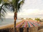 Beach of Puerto del Carmen