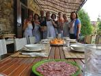 Activity Holidays with cooking class at Ancora del Chianti Eco - Friendly B&B in Tuscany