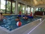 Swimming Pool in our Private Wellness Centre