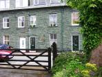 The Garden Apartment is the ground floor of this traditional Keswick cottage, handy for the town.