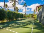 Nihi Kai Tennis Courts