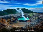 Poas Volcano National Park 20 minutes away