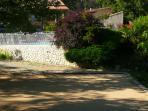 Terrain de boules, trampoline pro,  Villa Victoria à Gréasque
