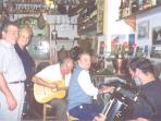 Aristodemo's Bar - our local 100 meters from the villa
