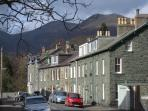 In the heart of The Lakes with wonderful walks from the door