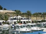 Moraira marina - try sushi and cocktails in the superb rooftop  - 10 mins