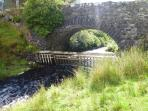 Bridge at river Roskhill