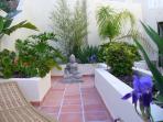 Los Mochuelos Apartment Garden