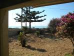 Ampio giardino a 6 metri dal mare