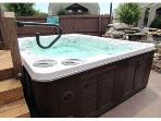 New Hot Tub