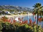 Beautiful Laguna Beach 20 minutes along the coast