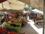 Market Day in Gulluk