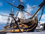 Nelson's HMS Victory
