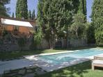 exterior of villa_ view from swimming pool