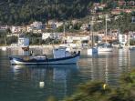Korfos Village