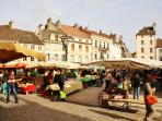 Market Day in Beaune