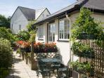 Cherry Tree is a one bedroom cottage suitable for up to 2 persons
