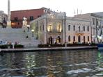 Brindisi, the ancient and surprising seafront