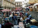 Market of Catania