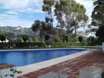 pool, gardens and views