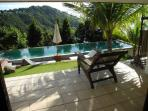 Lord Jim Retreat Koh Phangan Pool Villa for rental - Pool and garden