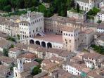 Gubbio overview