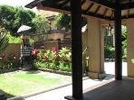 Gazebo in Front Courtyard