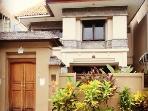 Villa Indah front view