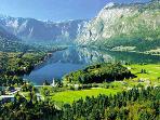 Bohinj lake - Summer
