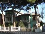 La Villa Paolina tipico esempio di Villa Signorile dei primi del 1900 sapientemente ristrutturata