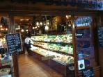 Rue Maynadier in Cannes offers fabulous food!