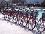 Bikes for you to use!
