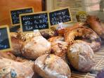 Visit local fresh food markets throughout the week