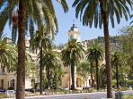 Malaga offers the architecture, the weather, the people, the food and of course the beach.