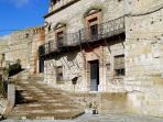 murallas árabes y castillo