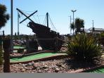 Pirate Crazy Golf   Paignton