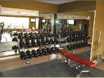 Casares Golf Clubhouse Gym