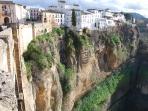 Spectacular views in Ronda