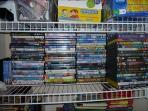 DVDS and Games For all the Family
