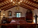 Villa Sancta Maria Motovun - first floor