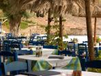 Take a trip to find welcoming  beach side restaurants