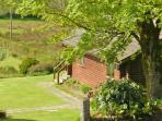 Brookview lodge -idyllic setting