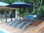 The Rainforest Family Retreat Redlynch Cairns pets