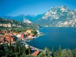 Lake Garda, Stunning, now with Gardaland amusement park too