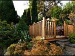 Bodlondeb Garden Deck