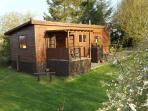 Woodpecker Lodge Pondfauld Holidays