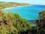 Spiaggia Coequaddus