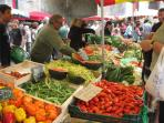Local Producers Markets in Picturesque Bastide Villages