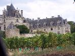 Within easy reach of the Loire Chateaux